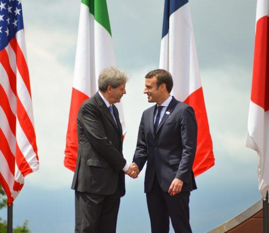 réunion du G7