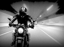 autocollant réfléchissant pour casque de moto
