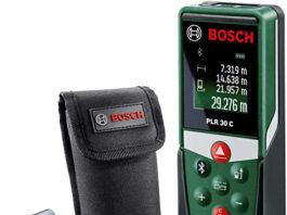 photo d'un telemetre laser bosch