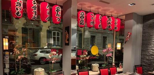 photo d'un restaurant japonais